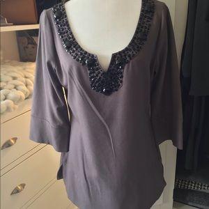 NWOT Embellished Tunic